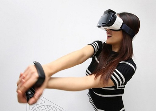 Apple force Samsung in the market of virtual reality